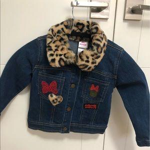 Disney Junior/Girls/Size 4/Minnie Mouse/Jacket